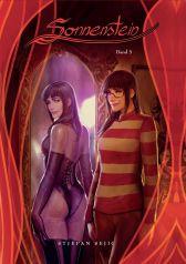 Sonnenstein 3 - Das Cover