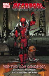Deadpool 8: Der Tod von Deadpool - Das Cover