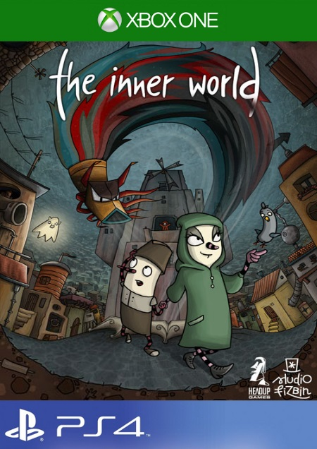 The Inner World - Der Packshot