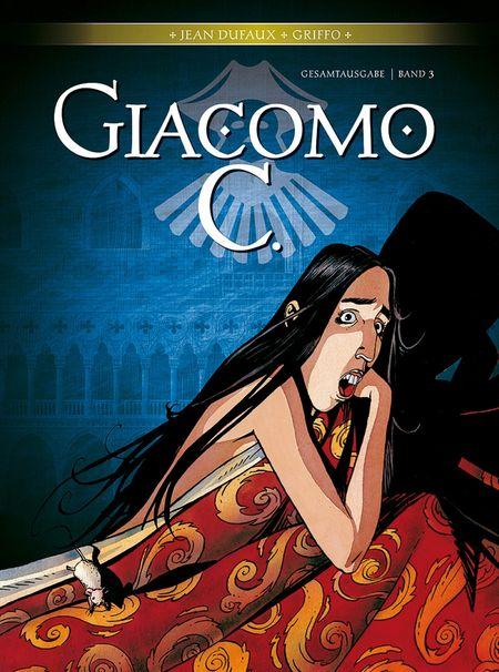Giacomo C. – Gesamtausgabe Band 3 - Das Cover
