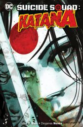 Suicide Squad: Katana - Das Cover