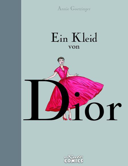 Ein Kleid von Dior - Das Cover