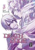 Death Edge 3 - Das Cover