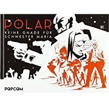 Polar 3: Keine Gnade für Schwester Maria - Das Cover