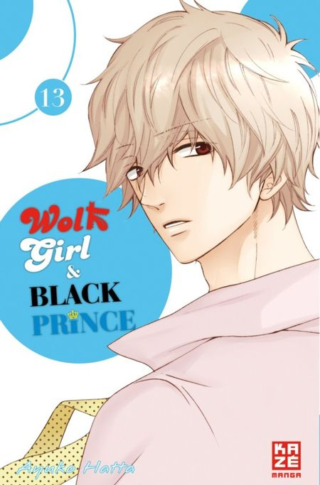 Wolf Girl & Black Prince 13 - Das Cover