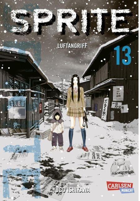 Sprite 13 - Das Cover