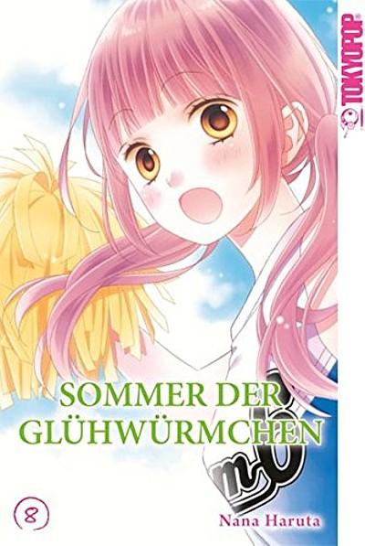 Sommer der Glühwürmchen 8 - Das Cover