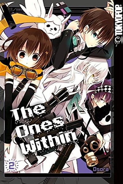 The Ones Within 2 - Das Cover