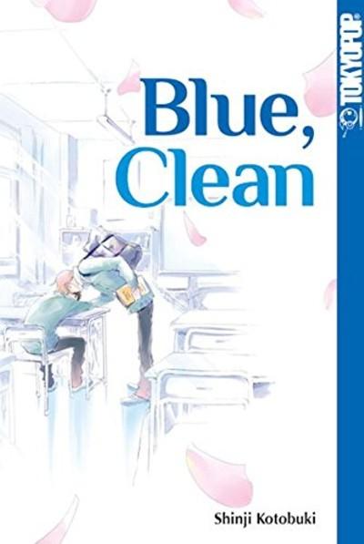 Blue, Clean - Das Cover