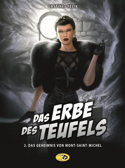 Das Erbe des Teufels 2: Das Geheimnis von Mont-Saint-Michel - Das Cover