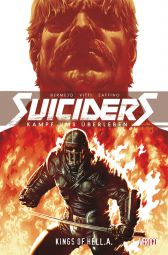 Suiciders 2: Kings of Hell.A. - Das Cover