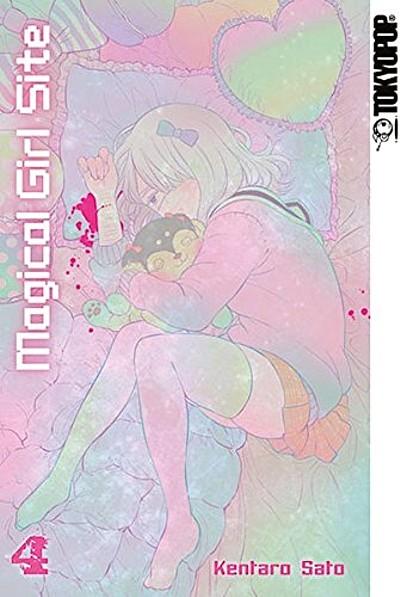 Magical Girl Site 4 - Das Cover