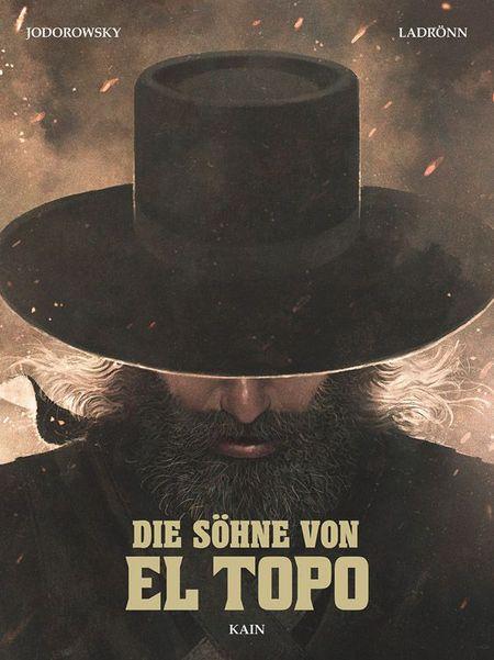 Die Söhne von El Topo 1 - Kain - Das Cover
