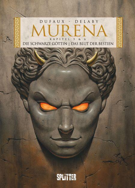 Murena Kapitel 5 & 6 - Das Cover