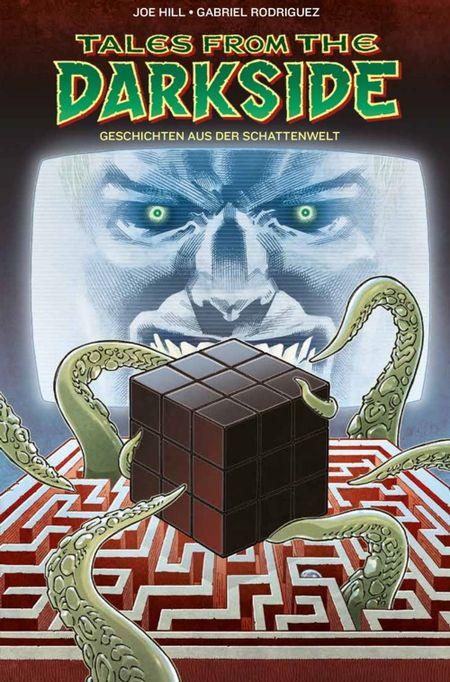 Tales from the Darkside – Geschichten aus der Schattenwelt - Das Cover