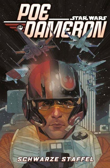 Star Wars Sonderband (95): Poe Dameron 1: Die schwarze Staffel - Das Cover