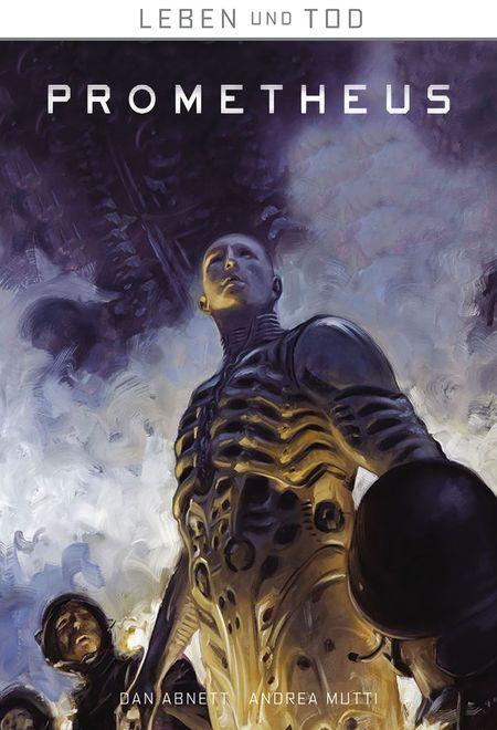 Leben und Tod 2 - Das Cover