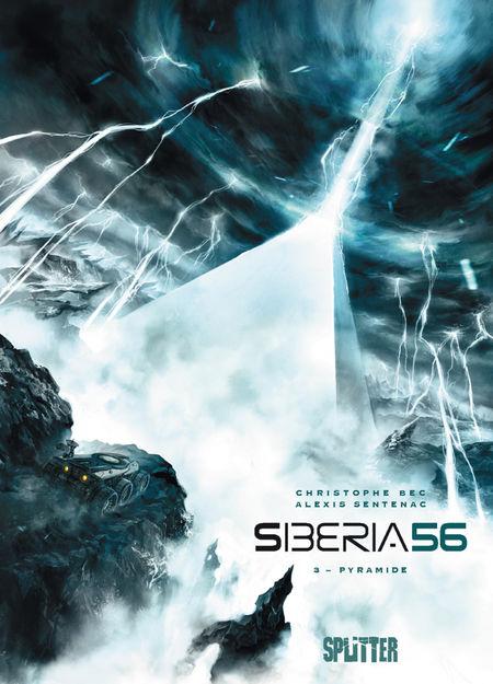 Siberia 56 - 3 - Das Cover
