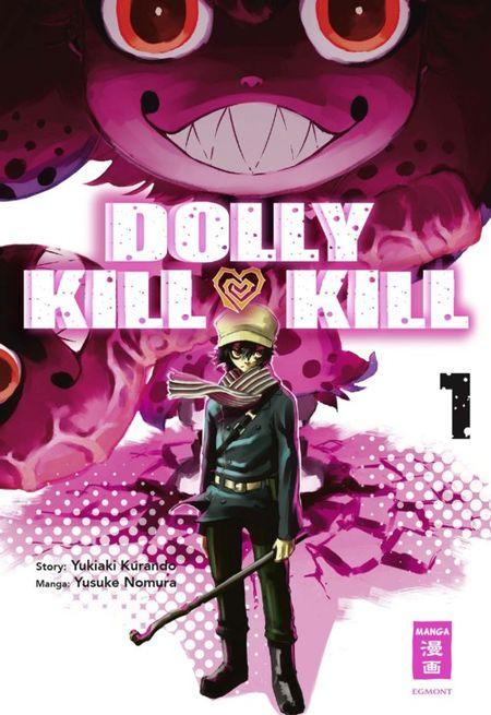 Dolly Kill Kill 1 - Das Cover