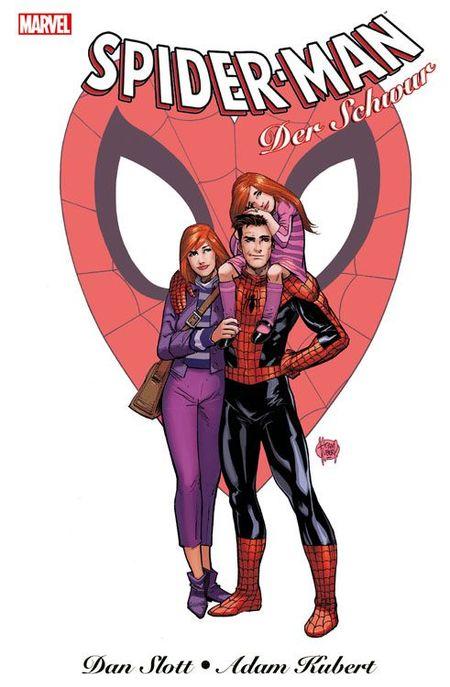 Spider-Man: Der Schwur - Das Cover