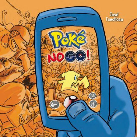 Poké NO GO! - Das Cover