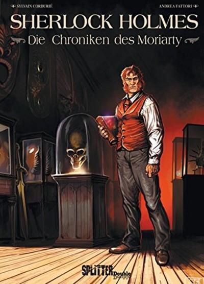 Sherlock Holmes: Die Chroniken des Moriarty - Das Cover