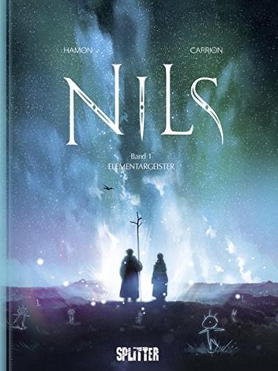 Nils 1: Elementargeister - Das Cover
