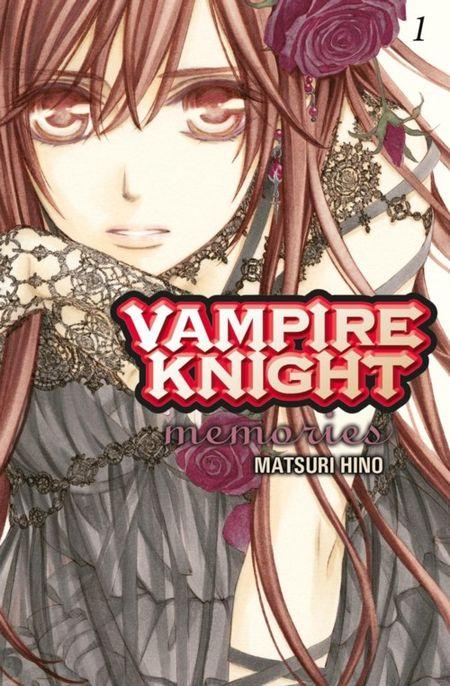Vampire Knight Memories 1 - Das Cover