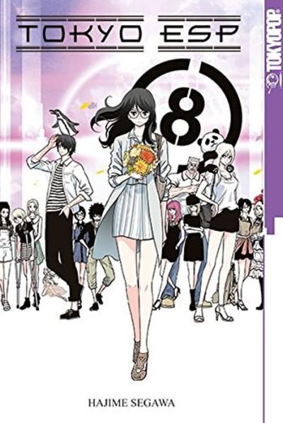 Tokyo ESP 8 - Das Cover