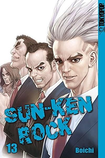 Sun-Ken Rock 13 - Das Cover