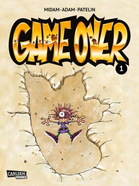 Game Over 1 - Das Cover
