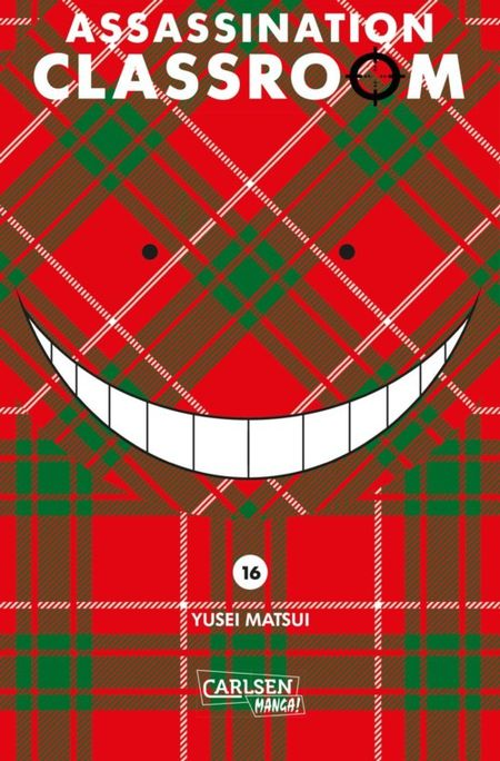Assassination Classroom 16 - Das Cover