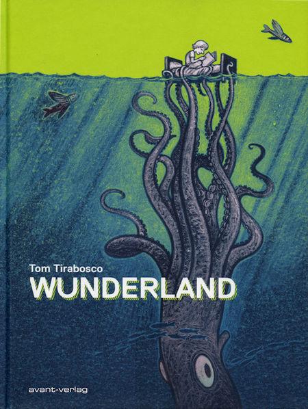 Wunderland - Das Cover