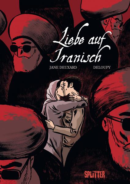 Liebe auf Iranisch - Das Cover