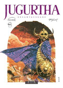 Jugurtha Gesamtausgabe 1 - Das Cover