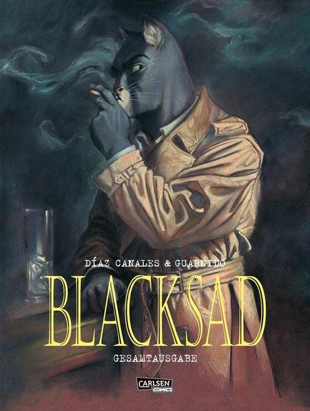 Blacksad - Gesamtausgabe - Das Cover