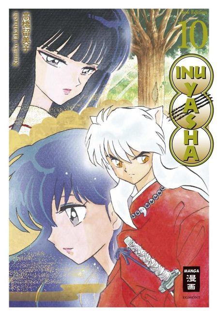Inu Yasha New Edition 10 - Das Cover