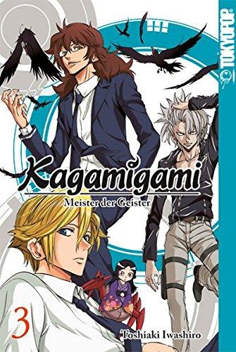 Kagamigami 03 - Das Cover