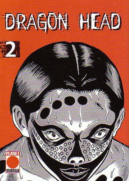 Dragon Head 2 - Das Cover