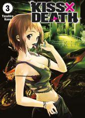 Kiss X Death 3 - Das Cover