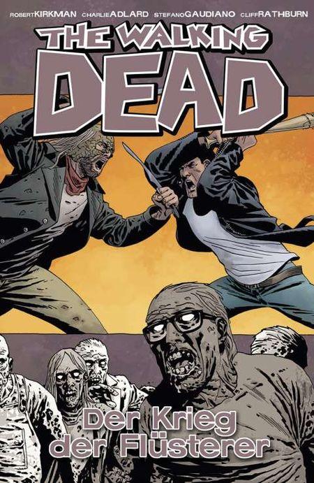 The Walking Dead 27: Der Krieg der Flüsterer - Das Cover