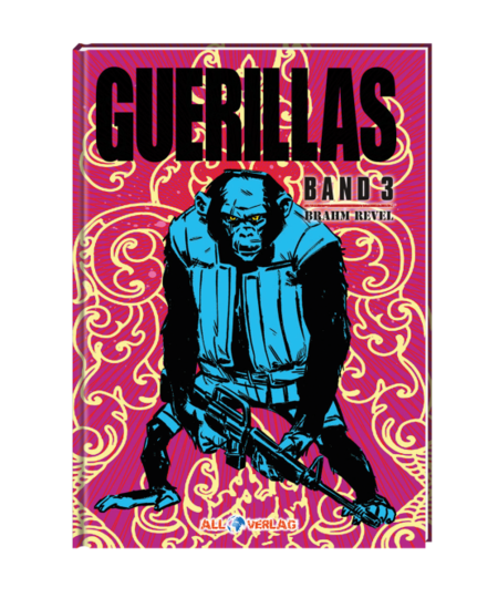 Guerillas 3 - Das Cover