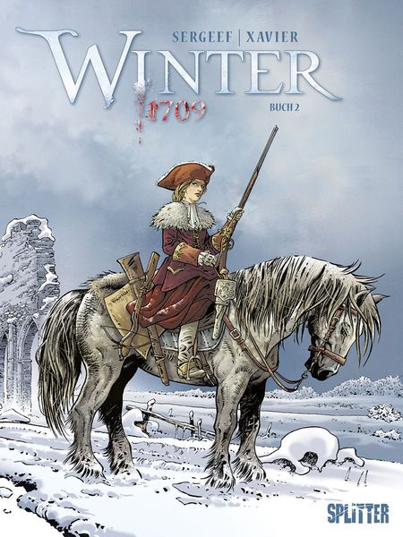 Winter 1709 - Buch 2 - Das Cover