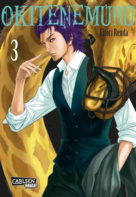 Okitenemuru 3 - Das Cover