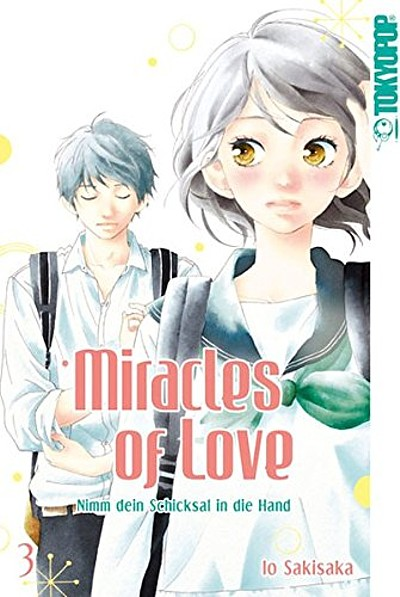Miracles of Love 3 - Das Cover