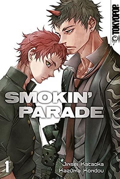 Smokin' Parade 1 - Das Cover