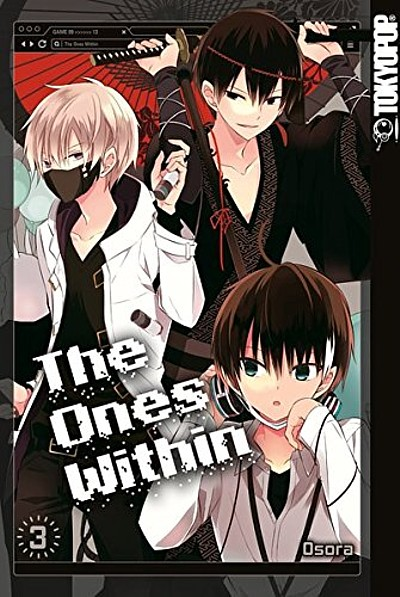 The Ones Within 3 - Das Cover
