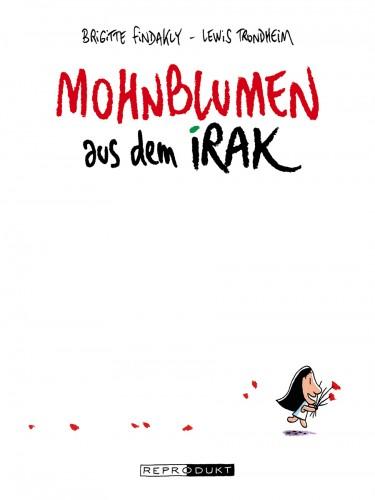 Mohnblumen aus dem Irak - Das Cover