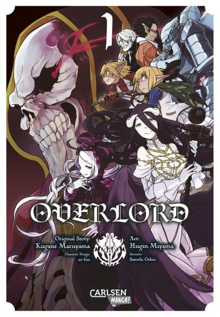 Overlord 1 - Das Cover