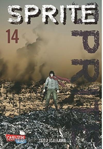Sprite 14 - Das Cover